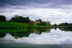 Holyland serie - Afek medborgare Park#4 royaltyfria foton