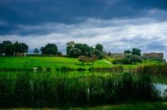 Holyland serie - Afek medborgare Park#5 arkivbild