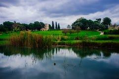 Holyland serie - Afek medborgare Park#6 arkivbild