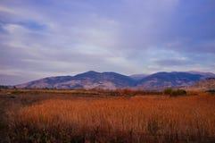Holyland serie - Mount Hermon arkivbild