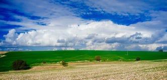 Holyland Series - Plain of Manasseh (Ramot Manasseh)#8 Stock Images
