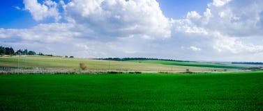 Holyland Series - Plain of Manasseh (Ramot Manasseh)#6 Stock Photos