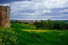Holylandreeks - Afek Nationale Park#7 Royalty-vrije Stock Afbeeldingen