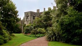 Holyrood修道院 图库摄影