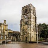 Holyrood教会 图库摄影