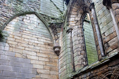 Holyrood Abbey, Edinburgh Stock Images