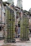 Holyrood abbotskloster Royaltyfri Bild