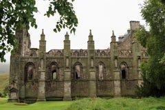 Holyrood abbotskloster Arkivfoton