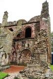 Holyrood abbotskloster Arkivbild