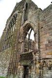 Holyrood abbotskloster Royaltyfria Bilder