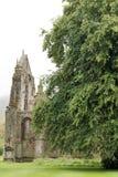 Holyrood abbotskloster Royaltyfria Foton
