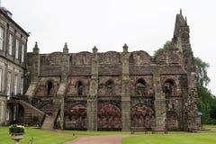 Holyrood-Abtei Lizenzfreie Stockfotos