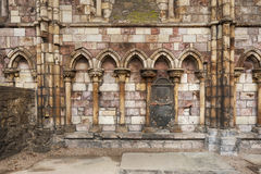 Holyrood-Abtei - Edinburgh Lizenzfreie Stockfotos