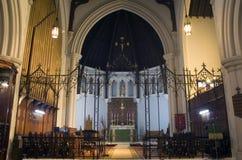Holyrood Church Iglesia Santa Cruz Royalty Free Stock Images