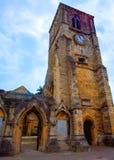 Holyrood Church, Southampton, England Royalty Free Stock Photos
