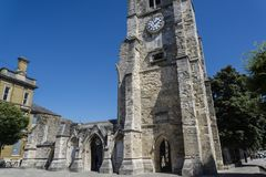 Holyrood Church, Southampton, Hampshire, England, UK stock photo