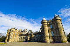Holyrood house Royalty Free Stock Image