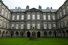 Holyrood Palace Royalty Free Stock Photos