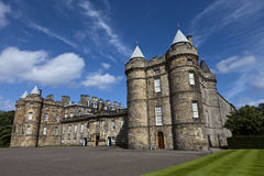 Holyrood Palace Royalty Free Stock Photography