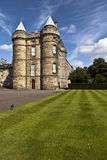 Holyrood Palace Stock Images