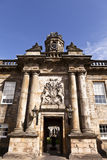 Holyrood Palace Royalty Free Stock Photo