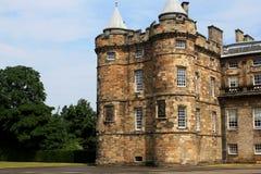 Holyrood Palace, Edinburgh Stock Image