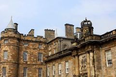 Holyrood Palace, Edinburgh Royalty Free Stock Photography