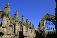 Holyrood Palace in Edinburgh, Scotland Stock Images