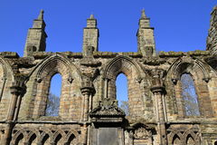 Holyrood Palace in Edinburgh, Scotland Stock Photography