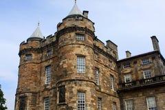 Holyrood Palace, Edinburgh, Scotland Stock Images