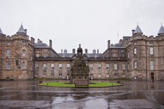 Holyrood palace Royalty Free Stock Image