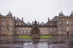 Holyrood palace Royalty Free Stock Image