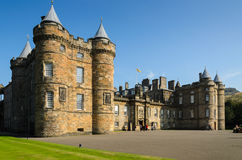 Holyrood Palace Stock Photography
