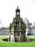 Holyrood Palast Lizenzfreie Stockfotografie
