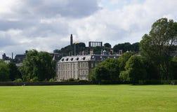 Holyrood Palast, Edinburgh, Schottland Lizenzfreie Stockfotografie