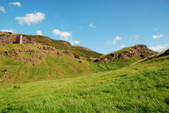 Holyrood Park 2 Stock Photos