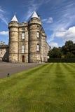 Holyrood slott Arkivbilder