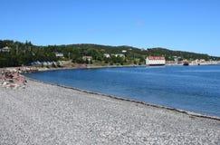 Holyroodkustlijn Avalon Peninsula; NL Canada royalty-vrije stock foto