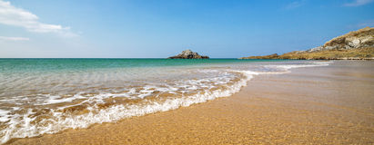 Holywell Bay, Cornwall Stock Images