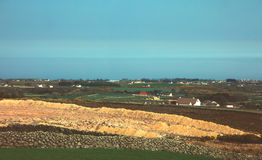 holywood北的爱尔兰 库存图片
