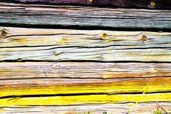 Holz als Hintergrund Stockfotografie