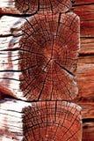 Holz als Hintergrund Stockbilder
