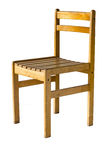 Holz chair1 Stockfoto