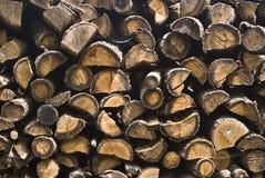 Holz für Feuer Stockbilder