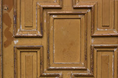 Holz geschnitzter Art Vintage Lizenzfreie Stockbilder