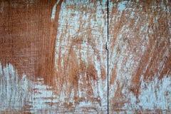 Holz mit Farbfarben-Beschaffenheitshintergrund Stockbild