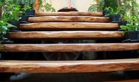Holz oben Lizenzfreie Stockbilder