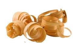 Holz-Rotationen Stockbilder