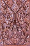 Holz, schnitzt, graviert Stockbild