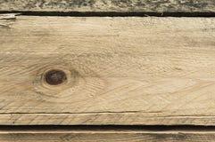 Holz verschalt Beschaffenheit Stockfotografie